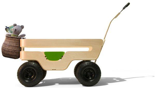 Wagon by Kaiku