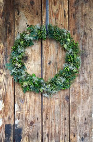 Se 6 julekranse, du selv kan binde - Alt for damerne