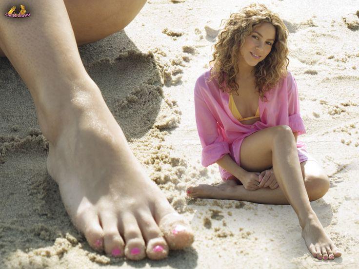 Shakira's Feet: https://www.pinterest.com/pin/303570831113526983
