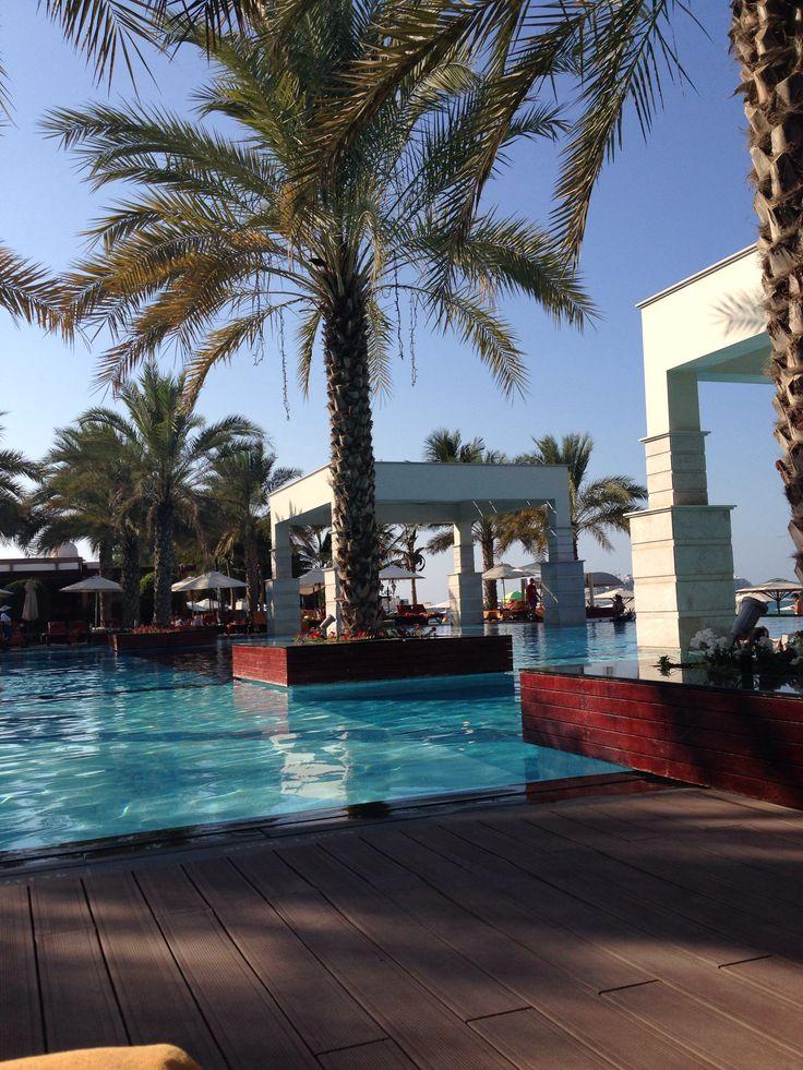 Dubai Jumeirah zabeel saray The Palm