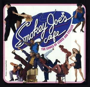 48 best loved it images on pinterest broadway plays musical smokey joes cafe the songs of leiber and stoller original broadway cast smokey joes cafe songs of lieber and stoller double cd fandeluxe Choice Image