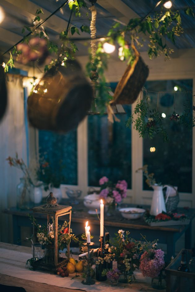 Best 25 witch cottage ideas on pinterest witch home for Pagan decorations for the home