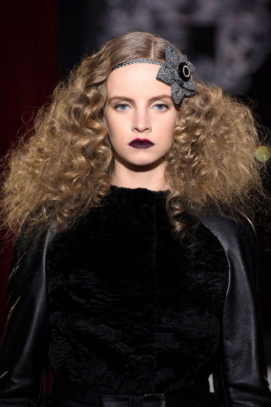 Maison Anoufa Haute Couture jesień-zima 2013/2014, fot. Imaxtree