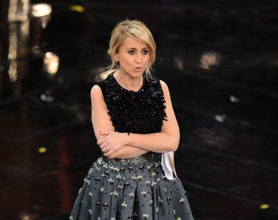 Sanremo 2013, i collant neri super coprenti di Luciana Littizzetto e quelli velati di Kate Middleton