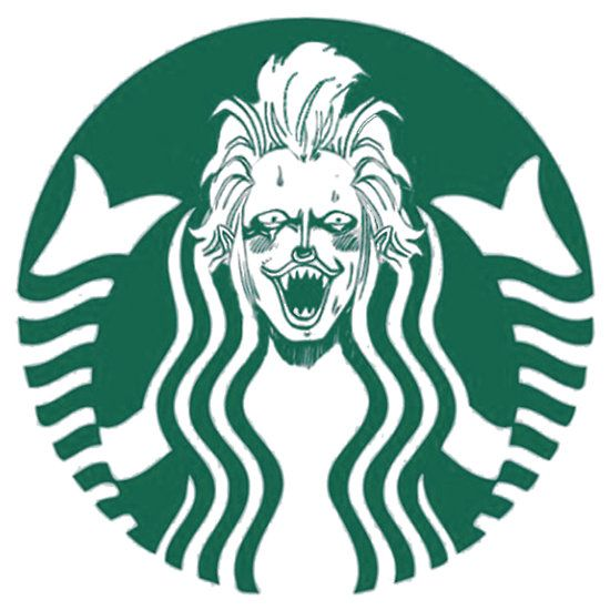 """ONE PIECE - BARTOLOMEO....I would definitely get this Starbucks cup if there was one ("""""""":"""