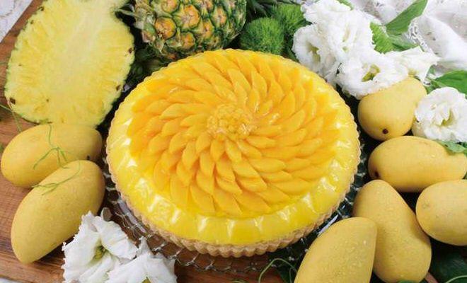 キルフェボンで「マンゴー Week!」 10種のマンゴータルトが色鮮やかに