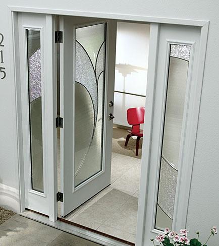 71 best images about front door on pinterest entry doors fiberglass entry doors and door - Odl glass door inserts ...