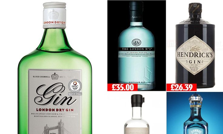Bottle of gin from Aldi costing just £10 beats well known rival brands in taste test putting it in the same rank as Harrods see full list