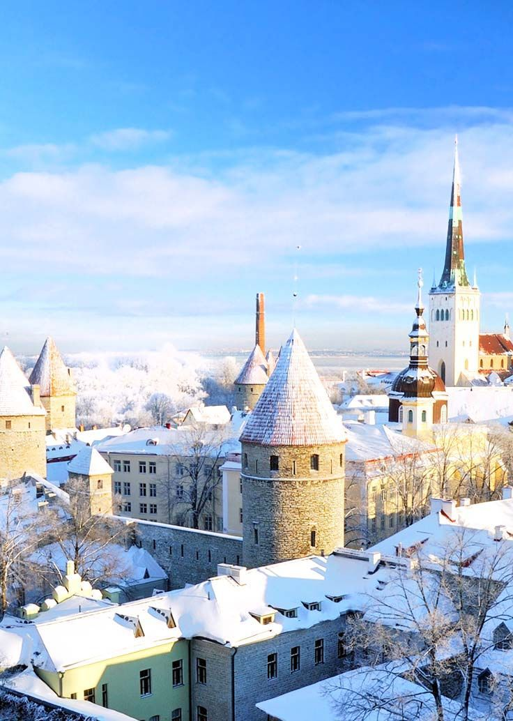 Day Trip to Tallinn, Estonia: A Short Cruise Away from Helsinki
