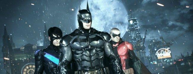 #BatmanArkhamKnight sort sur PC aujourd'hui, avec les DLC d'octobre
