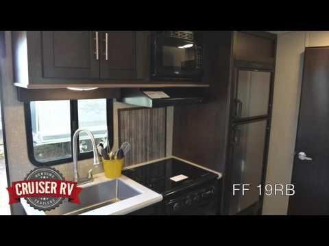 Cruiser RV 2017 Fun Finder 19RB Tour - YouTube