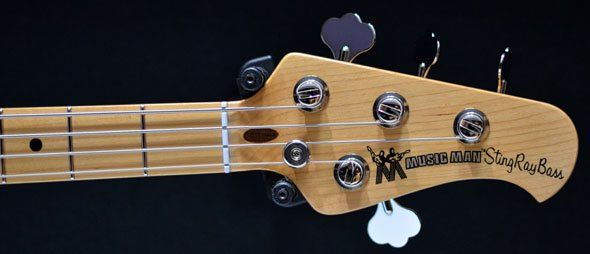 "Musicman, Stingray ""Old Smoothie"" 4®, 40th Anniversary Ernie Ball, Leo Fender- UK Basses specialist, Warwick, Bass Direct, EU, for sale, on offer USA shop four string, 4 bass guitar USA"
