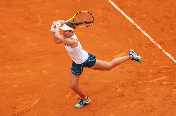 5/11/16 JK into R16 .. Via Team GB  ·    Another impressive result for Johanna Konta as she beats Roberta Vinci 6-0 6-4 in Rome Masters second round