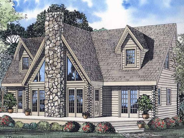 41 Best Images About House On Pinterest Log Siding Logs