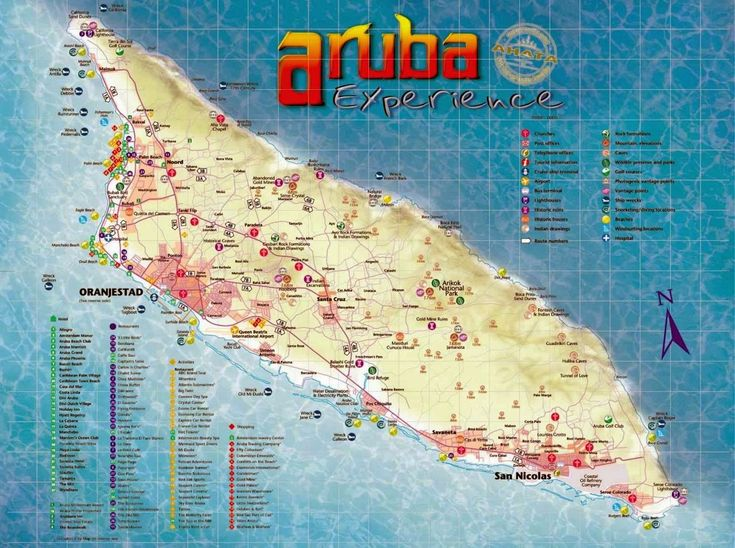 Aruba Cruise Port Guide - CruisePortWiki.com
