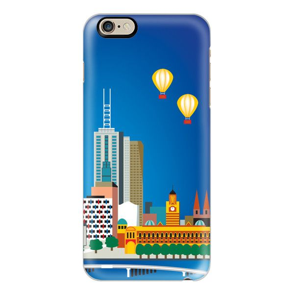 iPhone 6 Plus/6/5/5s/5c Case - Melbourne, Australia (53 AUD) ❤ liked on Polyvore featuring accessories, tech accessories, iphone case, iphone cover case, apple iphone cases and slim iphone case