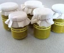 THERMOMIX RECIPE SWEET MUSTARD PICKLES