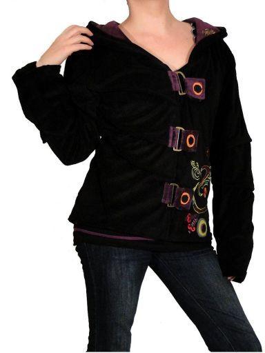 Veste Iliad Collection ethnique chic by Swamee. Des vêtements ethniques chics pour un look différent … Rendez-vous sur notre site www.echoppe-du-monde.com pour découvrir notre e-boutique exotique. .