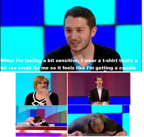 oml i love jon richardson so feckin much lol Jon u r too cute