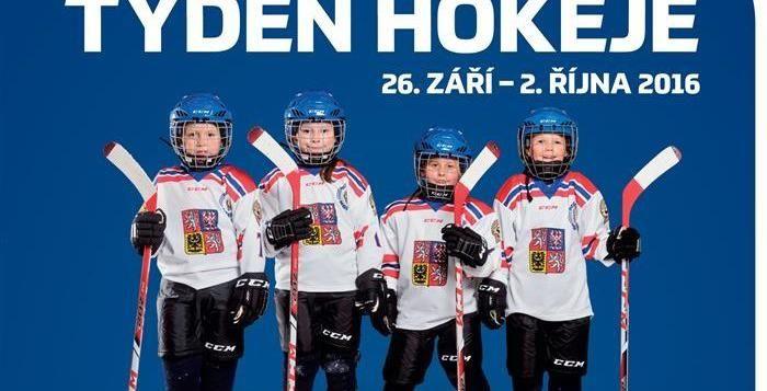 Týden hokeje pro malé sportovce. Právě dnes startuje v Rokycanech sportovní akce nazvaná Týden hokeje. Potrvá až do neděle 2. října a nabízí dětem ve věku od 4 do 8 let a jejich rodičům možnost vyzkoušet si lední hokej a zažít spoustu zábavy. Je určena všem bez rozdílu dovednosti bruslení.
