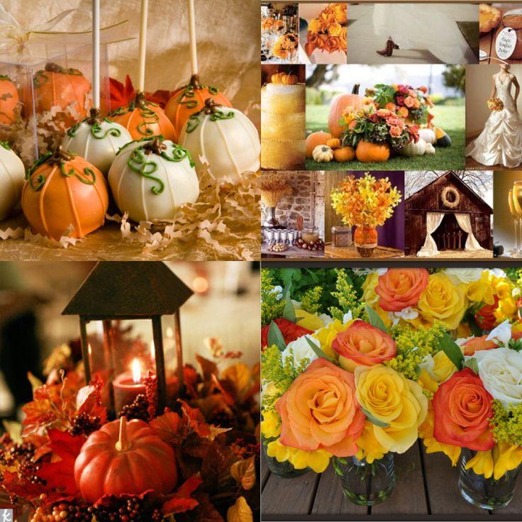 Pinterest Fall Wedding Ideas: Wedding Ideas For Kristyn