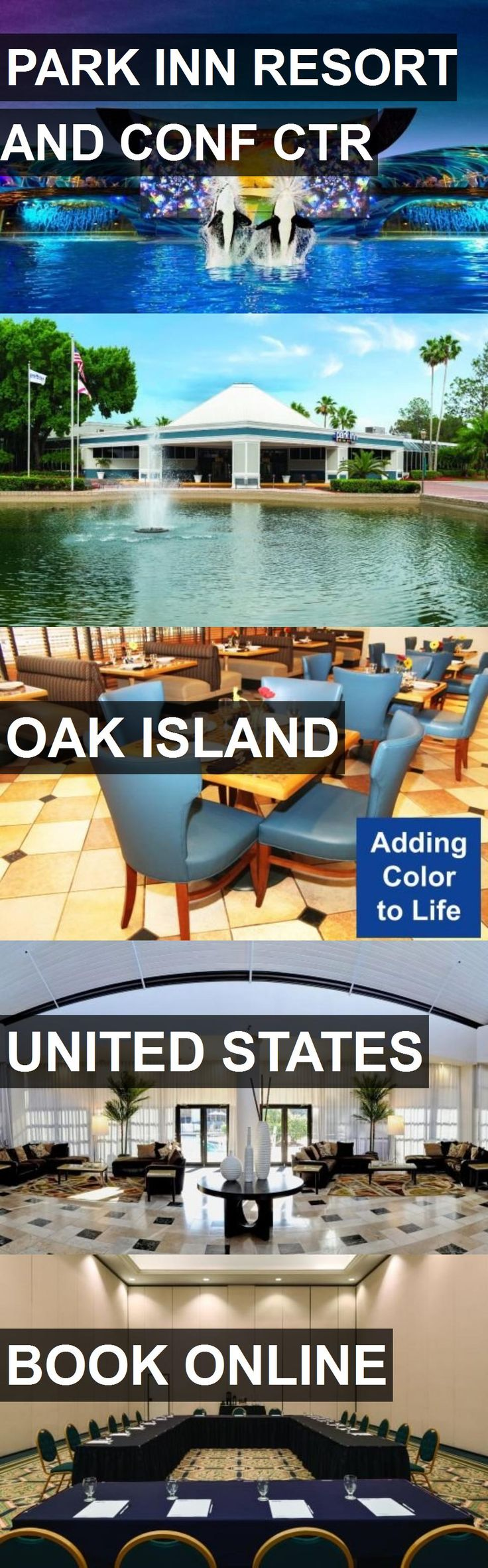 Hotel PARK INN RESORT AND CONF CTR in Oak Island, United States. For more information, photos, reviews and best prices please follow the link. #UnitedStates #OakIsland #PARKINNRESORTANDCONFCTR #hotel #travel #vacation