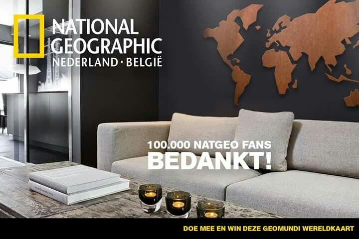 GeoMundi wereldkaart (€ 850)