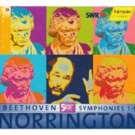 Ludwig van Beethoven   交響曲全集 ノリントン&シュトゥットガルト放送響