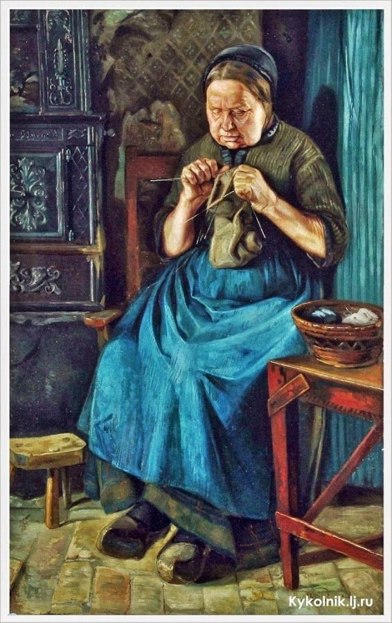 Old Lady Knitting Images : Bilder zu meine wollust auf pinterest folklore