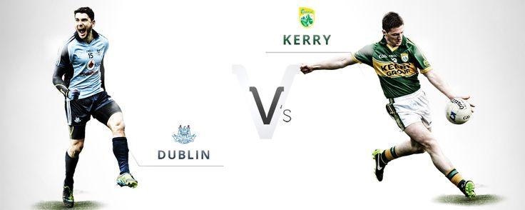Dublin vs Kerry
