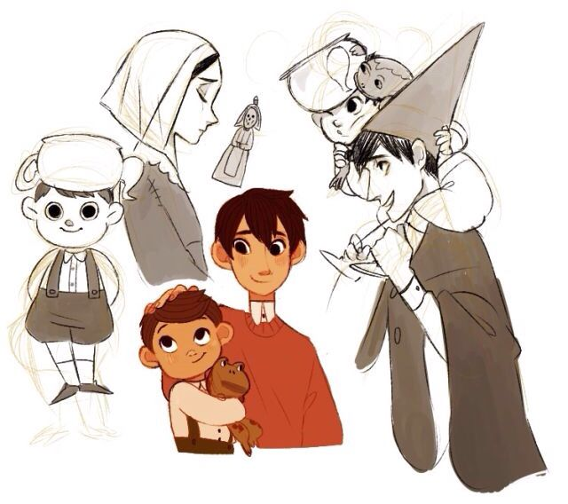 Mejores 28 Im Genes De Over The Garden Wall En Pinterest Cartoon Network M S All Del Jard N