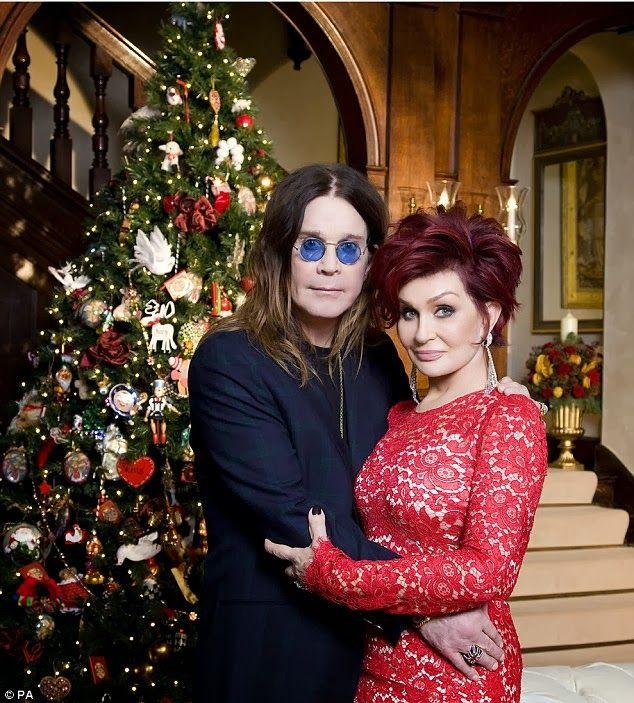 Navidad - Ozzy & Sharon Osbourne