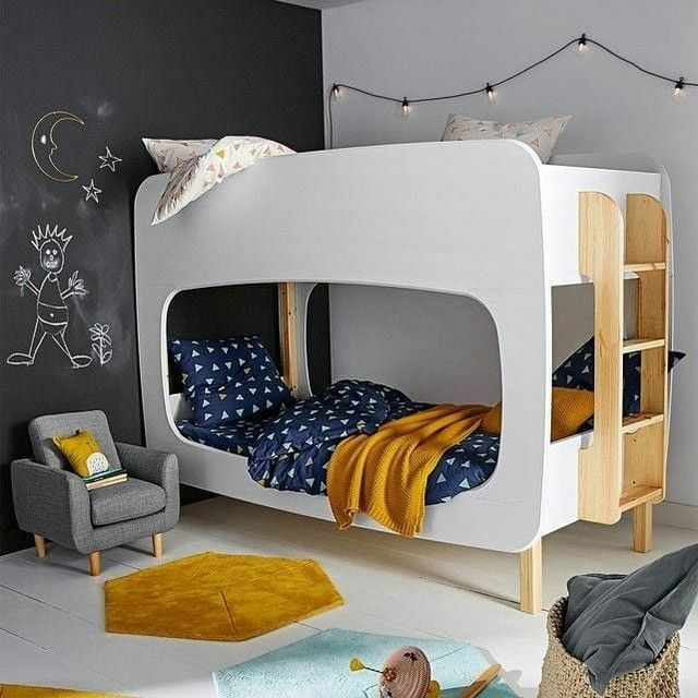 How cool is this bunkbed ??!! by @ebamobiliario #kidsinteriors_com - - - - - - #kidsinteriors #kidsinterior #kidsroom #childrensroom #kidsfurniture #kidsbed #childrensfurniture #kidsdesign #kidsbed #designforkids #furniture #kinderkamer #kinderkamer #kinderzimmer #chambreenfant #barnrum #barnerom #habitacioninfantil #bunkbed