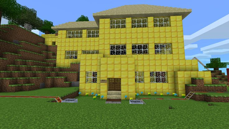 Minecraft Tips House Building