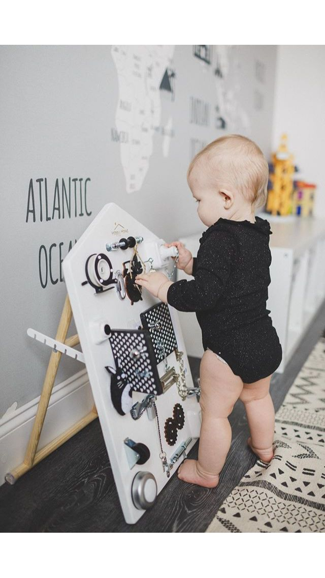 Give your child the opportunity to explore the world without restrictions. The game becomes exciting and safe experience. In addition, it is a perfect gift for first birthday.