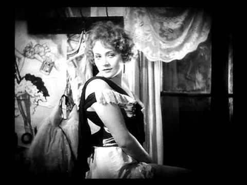 """Der blaue Engel (Blue Angel)"" (1930) / Director: Josef von Sternberg / Writers: Heinrich Mann (novel), Carl Zuckmayer / Stars: Emil Jannings, Marlene Dietrich, Kurt Gerron #trailer"