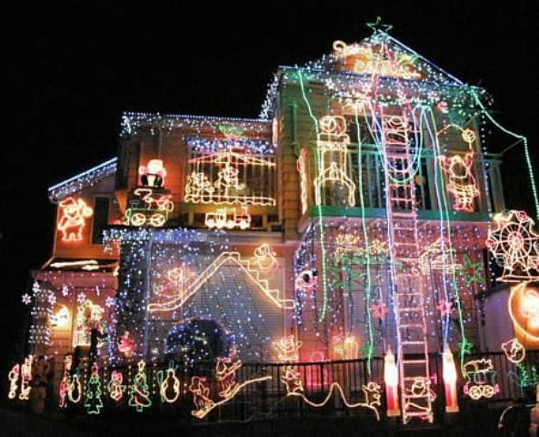 17 best Cheap Outside Christmas Decorations Landscape images on ...