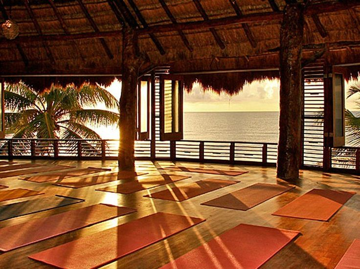 Yogaworks Retreats : The World's Top Yoga Retreats, According to Our Favorite Yogis : Condé Nast Traveler