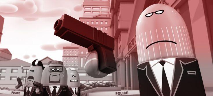Manieggs – Egy kemény tojás bosszúja filmjelenet