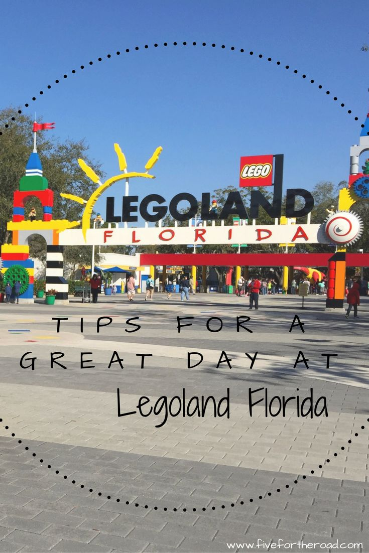 Your guide to visiting Legoland Florida. #familytravel #legolandflorida #LEGOLAND #florida #visitflorida #travel #vacation #familyvacation