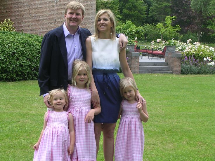 Blog Holland Queen's Day Prince Willem-Alexander family
