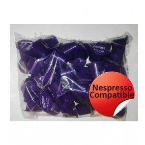 Fine Coffee Dark Roast(100 Compatible Nespresso Capsules)-STRENGTH 8/10