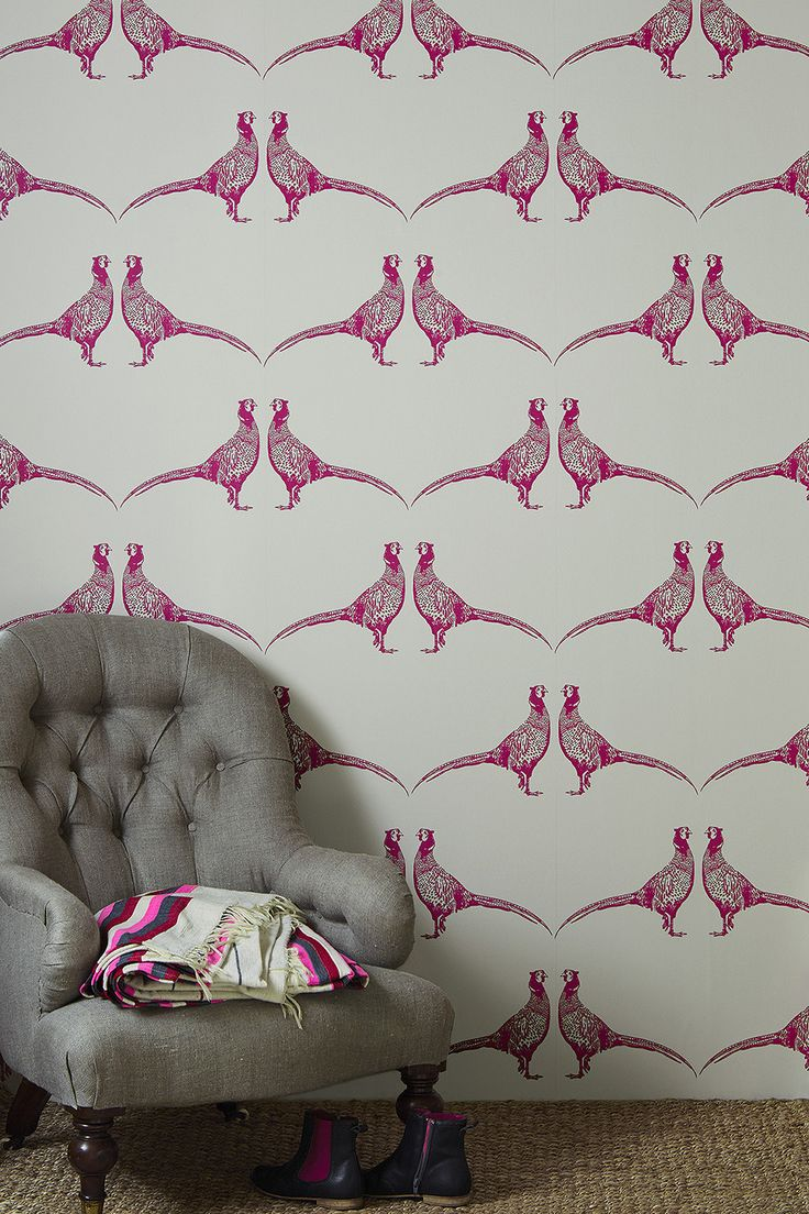 An important symbol of our traditional British countryside, this majestic bird is available in punchy pink or cool camo, for …