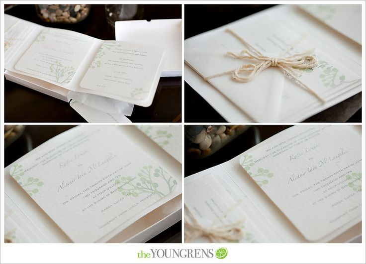 Destination Wedding Invitations Italy Inspired By Our Brides The