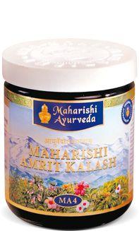 Maharishi Amrit Kalash® - 600 g - Amrit Kalash® est la plus précieuse parmi des centaines de formulations décrites dans les textes ayurvédiques anciens, où il est classifié parmi les rasayana, c'est-à-dire des préparations qui favorisent la santé, la longévité et les états supérieurs de conscience. Amrit Kalash® est certainement la formulation ayurvédique la mieux étudiée que l'on puisse se procurer.