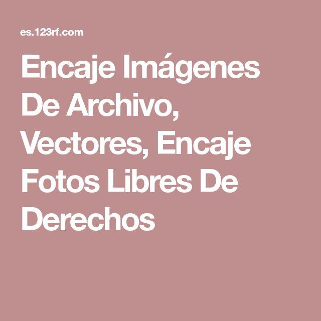 Encaje Imágenes De Archivo, Vectores, Encaje Fotos Libres De Derechos