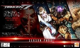 Tekken 7 Season Pass - Xbox One [Digital Download Add-On]