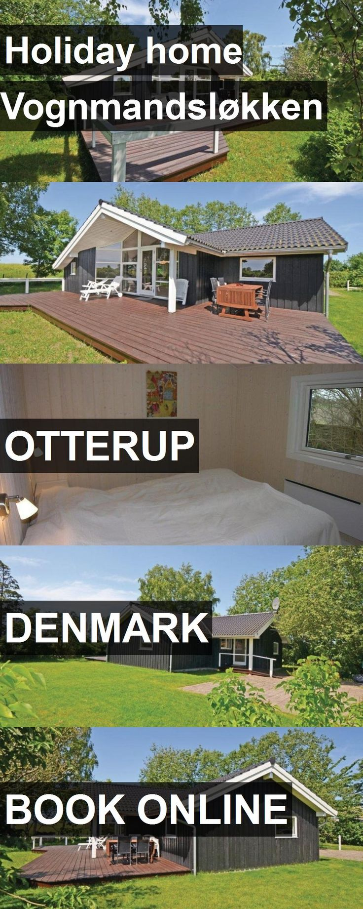 Hotel Holiday home Vognmandsløkken in Otterup, Denmark. For more information, photos, reviews and best prices please follow the link. #Denmark #Otterup #travel #vacation #hotel