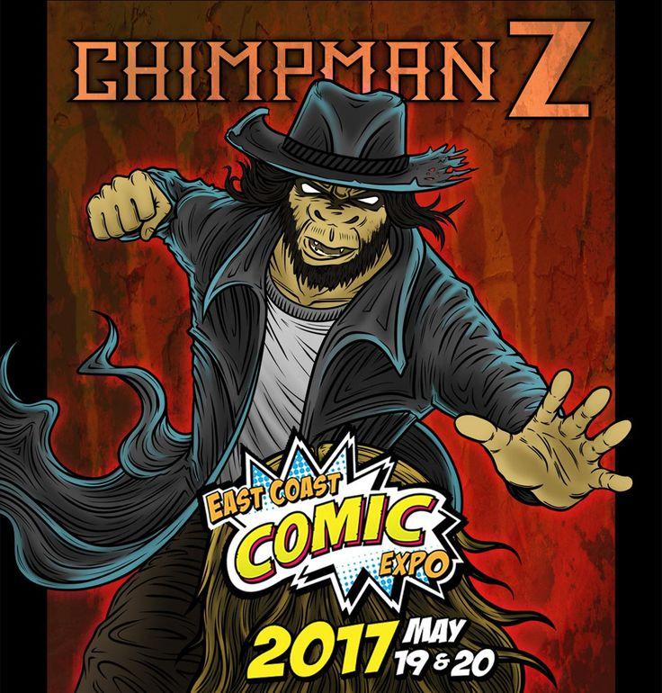 East Coast Comic Expo 2017