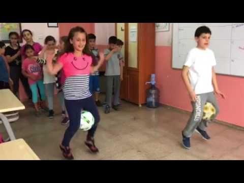 4.sınıf sınıf içi oyunlaryağmurlu bir gün - YouTube